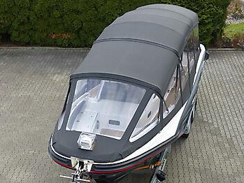 Verdeck Formenti ZAR 95 Sport Luxury Bootsverdeck 06