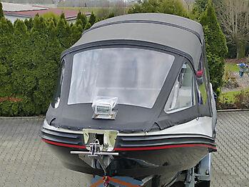 Verdeck Formenti ZAR 95 Sport Luxury Bootsverdeck 07