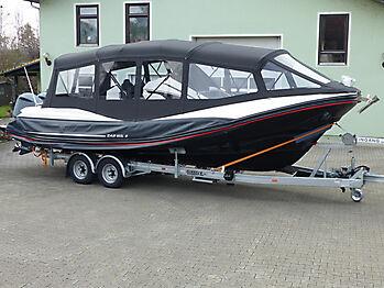 Verdeck Formenti ZAR 95 Sport Luxury Bootsverdeck 08