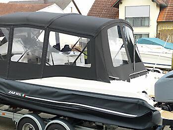 Verdeck Formenti ZAR 95 Sport Luxury Bootsverdeck 09