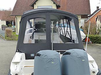 Verdeck Formenti ZAR 95 Sport Luxury Bootsverdeck 10