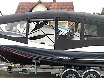 Verdeck Formenti ZAR 95 Sport Luxury Bootsverdeck 12