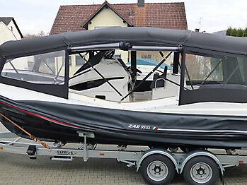 Verdeck Formenti ZAR 95 Sport Luxury Bootsverdeck 13