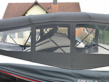 Verdeck Formenti ZAR 95 Sport Luxury Bootsverdeck 14