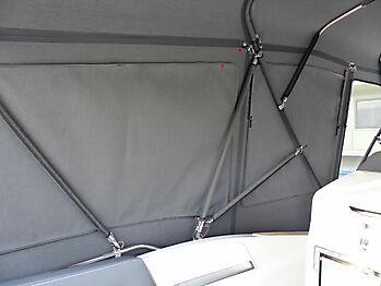 Verdeck Formenti ZAR 95 Sport Luxury Bootsverdeck 16