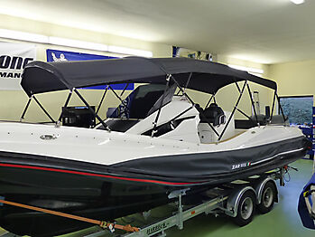 Verdeck Formenti ZAR 95 Sport Luxury Bootsverdeck 17