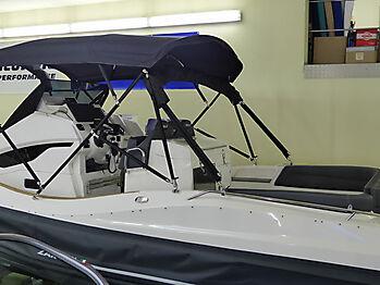Verdeck Formenti ZAR 95 Sport Luxury Bootsverdeck 21