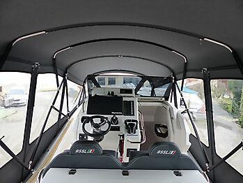 Verdeck Formenti ZAR 95 Sport Luxury Bootsverdeck 22