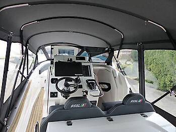 Verdeck Formenti ZAR 95 Sport Luxury Bootsverdeck 23