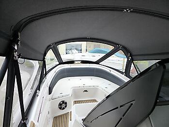 Verdeck Formenti ZAR 95 Sport Luxury Bootsverdeck 24