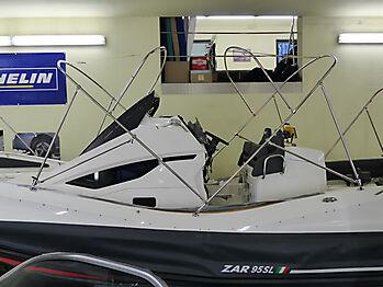 Verdeck Formenti ZAR 95 Sport Luxury Bootsverdeck 27