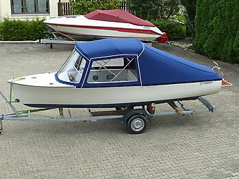 Verdeck Frauscher E2000 Bootsverdeck 01