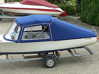 Verdeck Frauscher E2000 Bootsverdeck 02