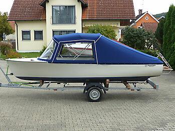 Verdeck Frauscher E2000 Bootsverdeck 03