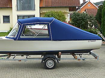 Verdeck Frauscher E2000 Bootsverdeck 04