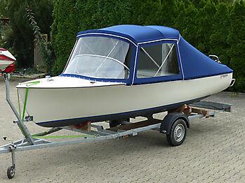 Verdeck Frauscher E2000 Bootsverdeck 05