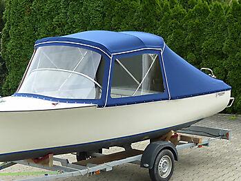 Verdeck Frauscher E2000 Bootsverdeck 06