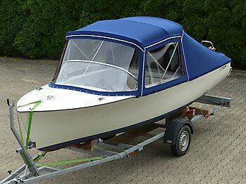 Verdeck Frauscher E2000 Bootsverdeck 07