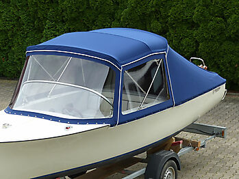 Verdeck Frauscher E2000 Bootsverdeck 08