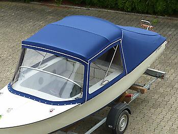 Verdeck Frauscher E2000 Bootsverdeck 09