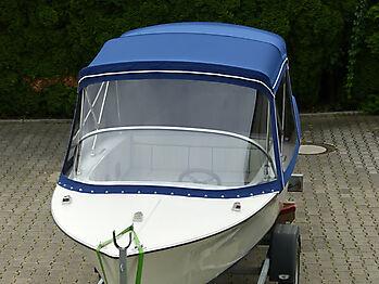 Verdeck Frauscher E2000 Bootsverdeck 10