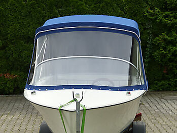 Verdeck Frauscher E2000 Bootsverdeck 11