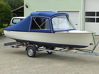 Verdeck Frauscher E2000 Bootsverdeck 12