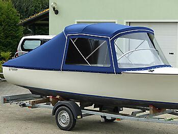 Verdeck Frauscher E2000 Bootsverdeck 13