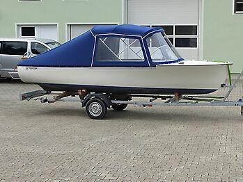 Verdeck Frauscher E2000 Bootsverdeck 14