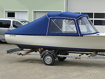Verdeck Frauscher E2000 Bootsverdeck 15