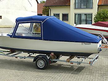 Verdeck Frauscher E2000 Bootsverdeck 16
