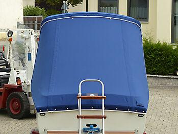 Verdeck Frauscher E2000 Bootsverdeck 17