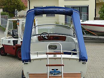 Verdeck Frauscher E2000 Bootsverdeck 18