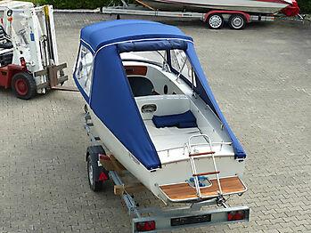 Verdeck Frauscher E2000 Bootsverdeck 19