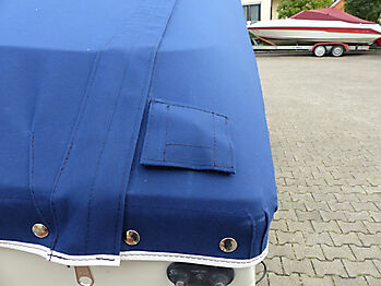 Verdeck Frauscher E2000 Bootsverdeck 21
