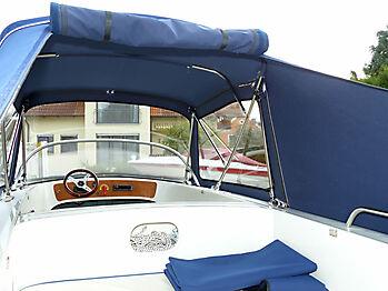 Verdeck Frauscher E2000 Bootsverdeck 23