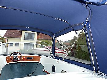 Verdeck Frauscher E2000 Bootsverdeck 24
