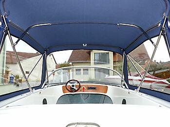 Verdeck Frauscher E2000 Bootsverdeck 25