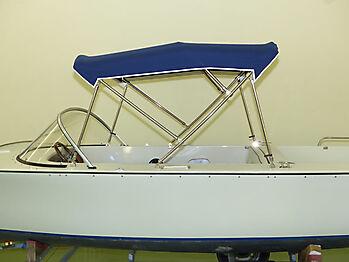 Verdeck Frauscher E2000 Bootsverdeck 26