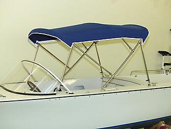 Verdeck Frauscher E2000 Bootsverdeck 27