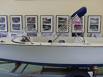 Verdeck Frauscher E2000 Bootsverdeck 28