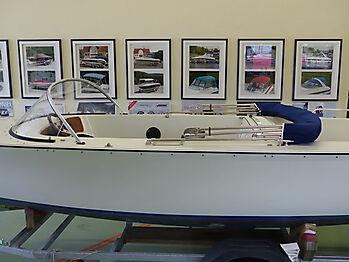 Verdeck Frauscher E2000 Bootsverdeck 29