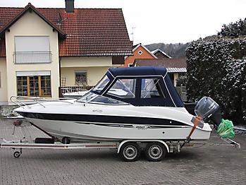Verdeck Galia 620 Sport Persenning 03