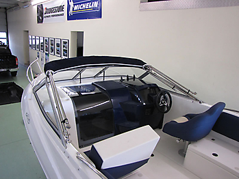 Verdeck Galia 620 Sport Persenning 17