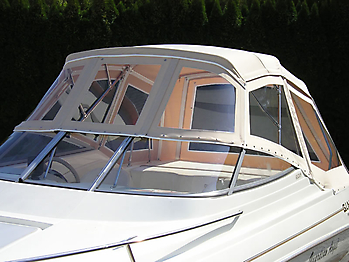 Verdeck Glastron GS 209 Persenning 06