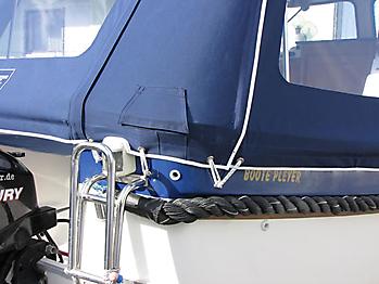 Verdeck Hardy 20 Pilot Persenning 07