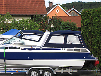 Verdeck Hilter Royal 840T Persenning 04