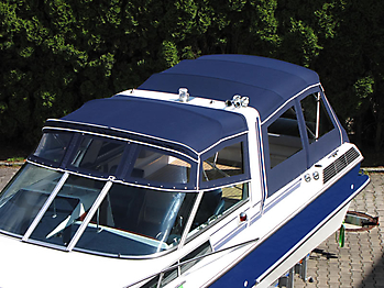 Verdeck Hilter Royal 840T Persenning 06