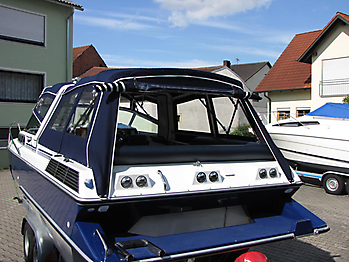 Verdeck Hilter Royal 840T Persenning 16
