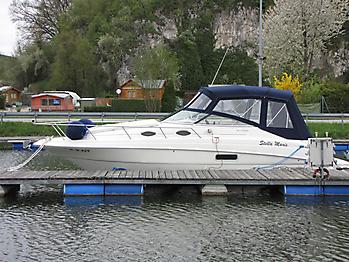 Verdeck Monterey 262 Cruiser Persenning 20